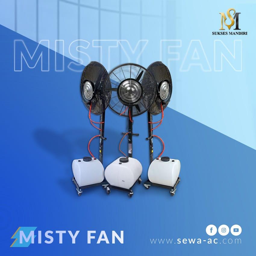 Rental Misty Fan